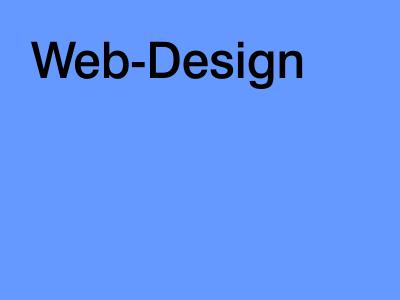 Banner Web-Design