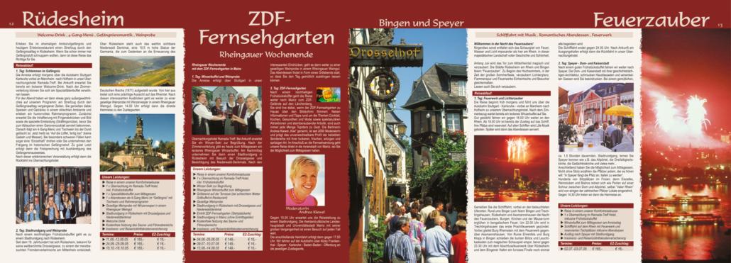 Broschüre Merz-Reisen Auszug S12-13