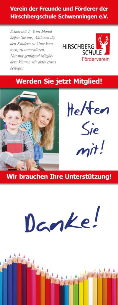 RollUp Förderverein Hirschbergschule