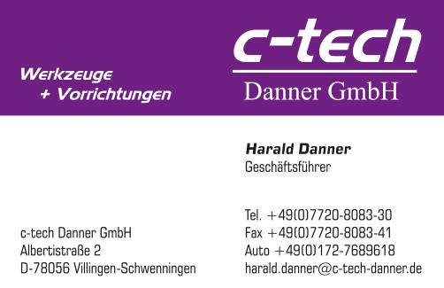 Visitenkarte C-Tech